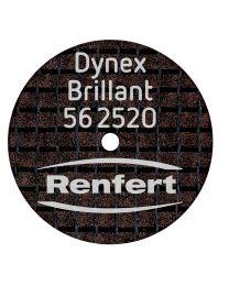 Renfert - Dynex Brillant Separating Discs - Ø 20 x 0.25 mm - (10 pcs)
