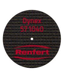 Renfert - Dynex - Separating Discs - Ø 40 x 1.00 mm - (20 pcs)