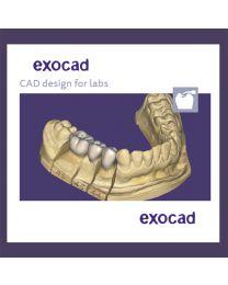Exocad - DentalCAD - Perpetual License