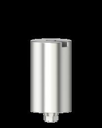 Medentika - F Serie - PreFace® Abut. - WP 5.5 D 11.5 - Titanium
