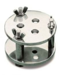 Mestra - Medium Overhoist Flanges Stainless Steel - (1 pc)