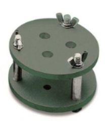 Mestra - Large Overhoist Flanges Aluminium & Stainless Steel - (1 pc)