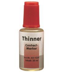 Al Dente - Thinner Contact Marker - (2 x 20 ml)