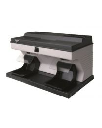 Mestra - Polishing Box With Aspiration - Polypropylene - (1 pc)