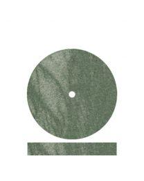 Megadental - Dedeco 5001 - Wheel - Green - Medium - For CoCr and Precious Alloy - (100 pcs)