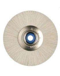 Hatho - Slimline Brush - White Goat Hair - Ø 48 mm - (12 pcs)