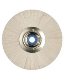 Hatho - Slimline Brush - White Goat Hair - Ø 51 mm - (12 pcs)