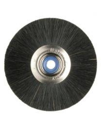 Hatho - Slimline Brush - Black - Ø 48 mm - (100 pcs)