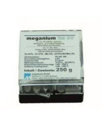 Megadental - Meganium FM80 CoCrMo Alloy - For Ceramic Works - (250 g)