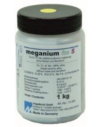 Megadental - Meganium fmS CoCrMo Alloy - For Ceramic Works - (1 kg)