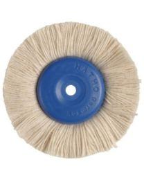 Hatho - Polishing Brush - Fine Cotton - Ø 80 mm - (1 pc)