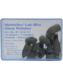 Kerr - Identoflex Lab-Mini Polisher Standard Grey - (12 pcs)