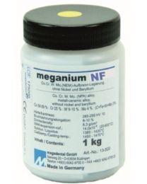 Megadental - Meganium NF - Springhard CoCrMo Alloy - (1 kg)