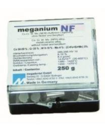 Megadental - Meganium NF - Springhard CoCrMo Alloy - (250 g)