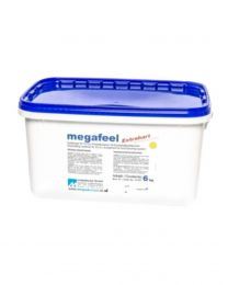 Megadental - Megafeel Extrahard Transparant - Reversible Dublicating Gel - (6 kg)
