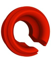 Medentika - Optiloc retention insert red - (4 pcs)
