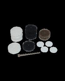 Erkodent - Lisko Polishing Discs - Assorted - (10 pcs)