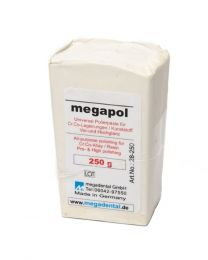 Megadental - Megapol - High Gloss Universal Polish Paste For CoCr Alloys & Acrylic - (250 g)