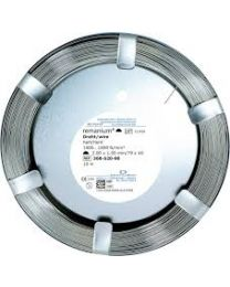 Dentaurum - Remanium® Wire On Coils - Half Round - Hard - 2.00 x 1.00 mm - (10 m)