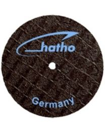 Hatho - Fiber Disc - For Metal - 22 x 0.3 mm - Ø 22 mm - (10 pcs)