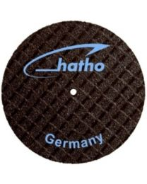 Hatho - Fiber Disc - For Metal - 40 x 1 mm - Ø 40 mm - (10 pcs)