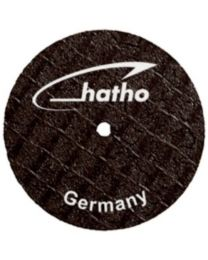 Hatho - Fiber Disc - For Ceramic - 25 x 0.2 mm - Ø 25 mm - (10 pcs)