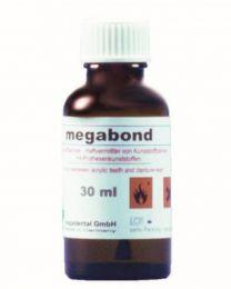 Megadental - Megabond - Bonding Between Acrylic Teeth And Acrylic/Resin - (30 ml)