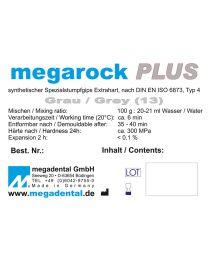 Megadental - Megarock PLUS - Class 4 - Grey