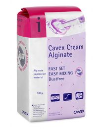 Cavex - Cream Alginate Normal Set