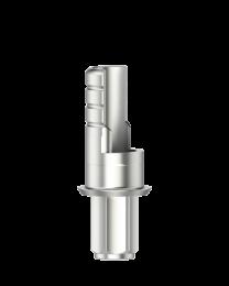 Medentika - B Serie - Titanium base ASC Flex - Type 1/SF - NP GH 0.35 H 3.5-6.5 mm