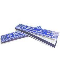 Bausch - Articulating Paper - Blue - 40 µ