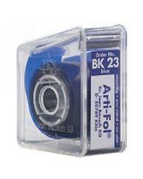 Bausch - Arti-Fol - Articulating Film - Blue - 8 µ