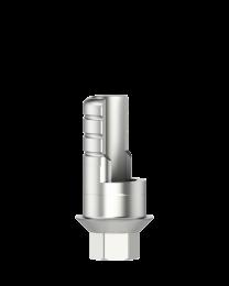 Medentika - BS Serie - Titanium base ASC Flex - Type 1/SF - D 4.5-PS GH 0.15 H 3.5-6.5 mm