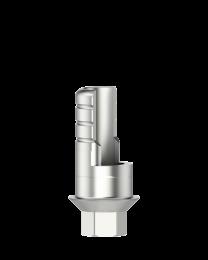 Medentika - BS Serie - Titanium base ASC Flex - Type 1/SF - D 4.5-PS GH 0.3 H 3.5-6.5 mm