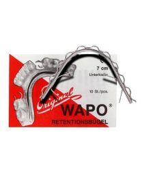 Wapo - Retention Bar - 7 cm - (10 pcs)