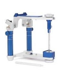 Mälzer - CORSOART® - AC-Line - Model B - Mounting Height 126 mm - Blue - (1 pc)