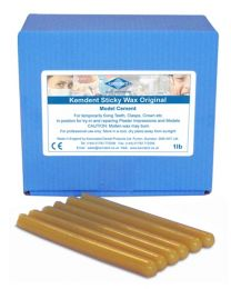 Kemdent - Sticky Wax Original - (500 g)