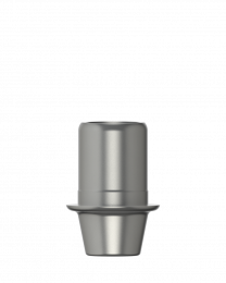 Medentika - EV Serie - Titanium base Bridges/bars - D 3.6 GH 0.65 H 3.5 mm