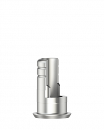 Medentika - I Serie - Titanium base ASC Flex - Type 1/SF - D 4.1 GH 0.5 H 4.5-6.5 mm