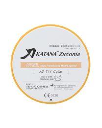 Kuraray - Katana - ZR HTML - Ø 98 x 14 mm