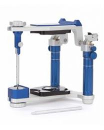 Mälzer - CORSOART® - AC-Line - Model BK - Mounting Height 126 mm - Blue - (1 pc)