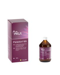Kulzer - Paladon 65 - Heat Curing Denture Acrylic & Liquid - (1 kg + 500 ml)