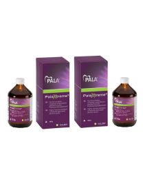 Kulzer - PalaXtreme - Increased Impact Strength - Cold Curing Denture Acrylic - (2 x 1 kg + 2 x 500 ml)