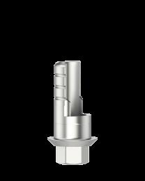 Medentika - R Serie - Titanium base ASC Flex - Type 1/SF - D 3.5 GH 0.5 H 3.5-6.5 mm
