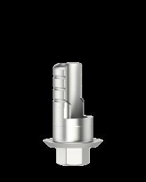 Medentika - R Serie - Titanium base ASC Flex - Type 1/SF - D 4.5 GH 0.4 H 3.5-6.5 mm