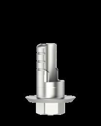 Medentika - R Serie - Titanium base ASC Flex - Type 1/SF - D 5.7 GH 0.3 H 3.5-6.5 mm