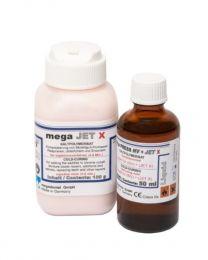 Megadental - Mega JET X - Test Package - (100 g / 50 ml)