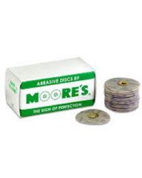 Moore - Plastic Discs - 22 mm