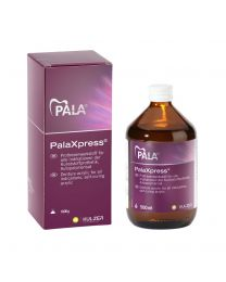 Kulzer - PalaXpress - Cold Curing Acrylic & Liquid - (1 kg + 500 ml)