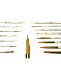Renfert - Takanishi - Synthetic Bristle Brush - (2 pcs)